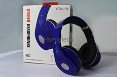 Super Bass Headphone Wireless Headphone Bluetooth Headset Cheap Earphone