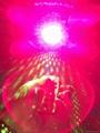 Waterproof Laser Stage Lights Red Green Projector Garden Lawn Lamps Outdoor 6
