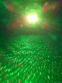 Waterproof Laser Stage Lights Red Green Projector Garden Lawn Lamps Outdoor 7