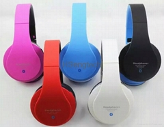 NEW Arrival Wireless Headphone Bluetooth Headset Super Bass Cheap Wireless
