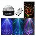 Mini Voice Activated Disco DJ Stage