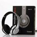 SH-11 Wireless Headphone New Bluetooth