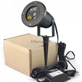 Waterproof MINI Stage Lighting Outdoor Projector Remote Control Garden Lighting