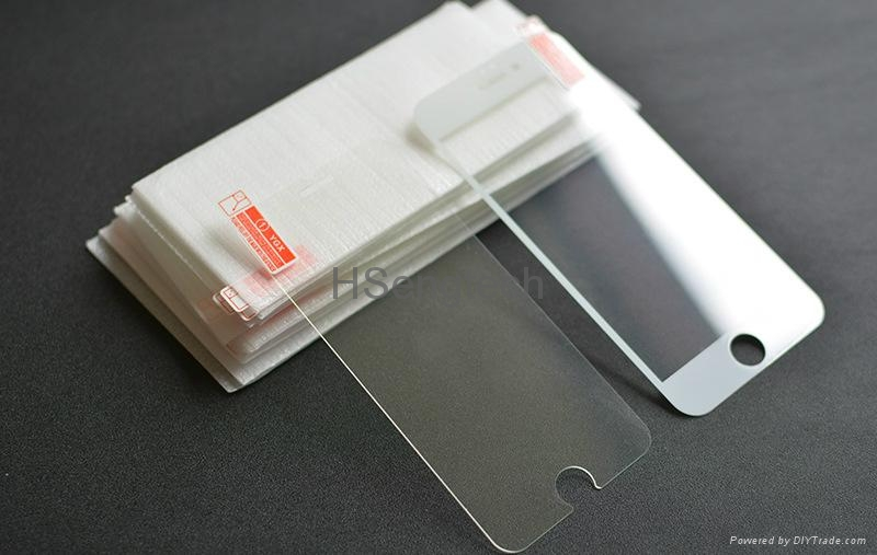 Tempered Glass for iPhone 5/5s 5/4s Samsung Galaxy S3/4/5/6 Note3/4/5 G530 S6 6