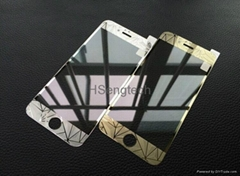 Electroplated Mirror Tem