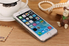 Soft TPU Cover Case Protector for iPhone 4/4s/5/5s/5c/6/6s Plus Samsung S3/4/5/6