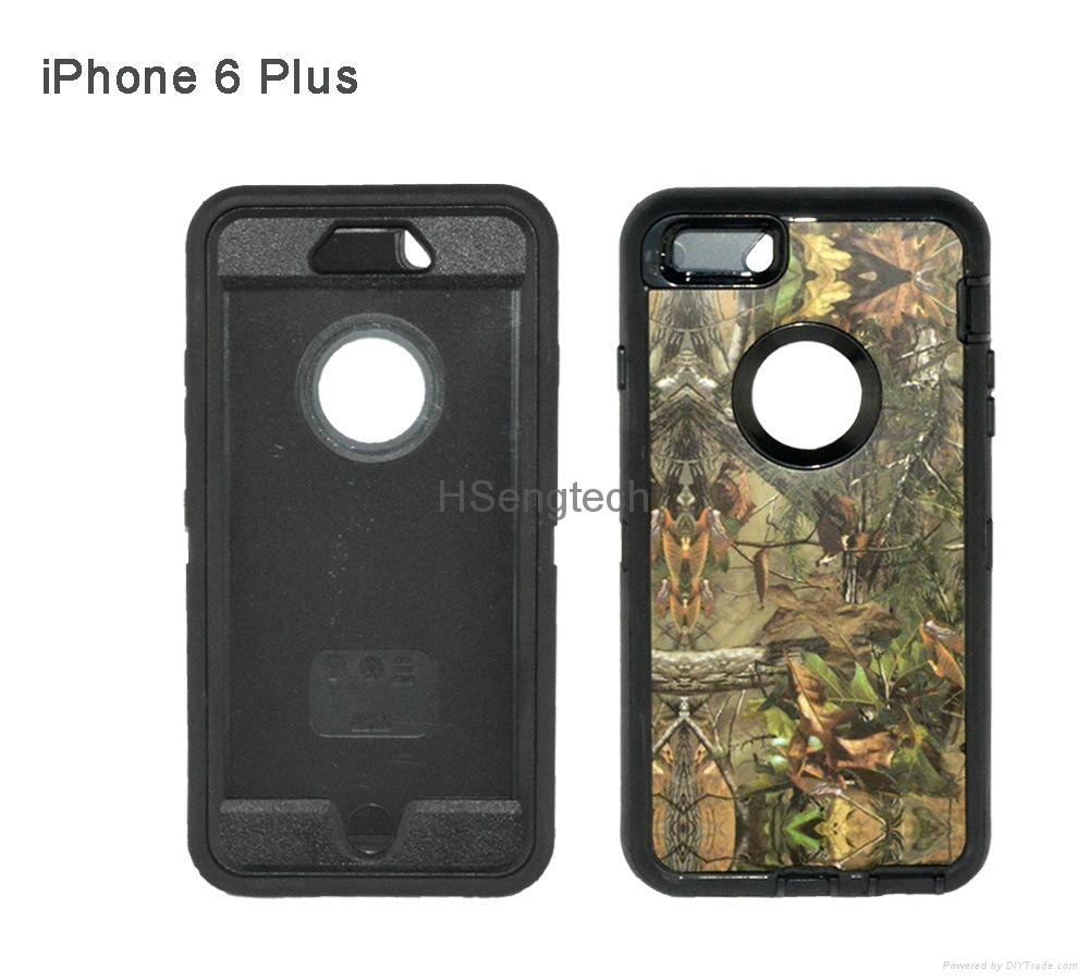 Digital Camo Iphone C Case