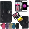 Leather Wallet Case with Credit Card