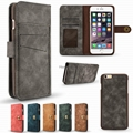2 in 1 Magnetic Flip Leather Removable