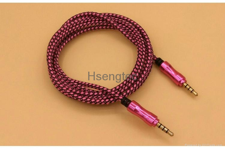 Car Audio Extension Cable