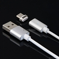 2 in 1 Magnetic TPE USB Charger Data