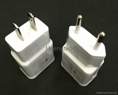 2A Fast Charging Wall Charger SAMSUNG S5 S6 S7 NOTE4 NOTE5