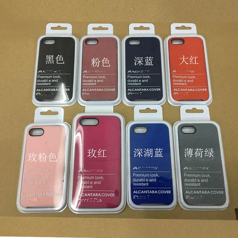Solid Case Candy Color Cover Soft Silicone Solidate for iPhone x 8 Plus