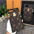 Luxury Fashion Leather Back Cover
