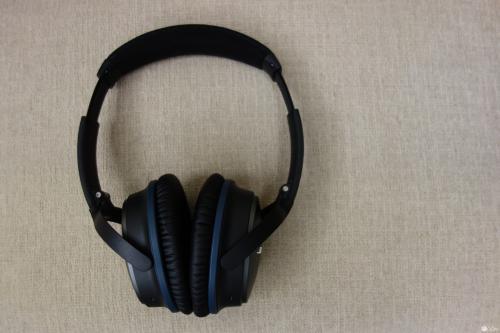 Noise Cancelling Over-Ear Headphone QC25 Headset Wired Super Bass Wire Headphone