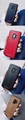 Luxury Brand MIKKI Rivet Back Cover Holster Case Protector