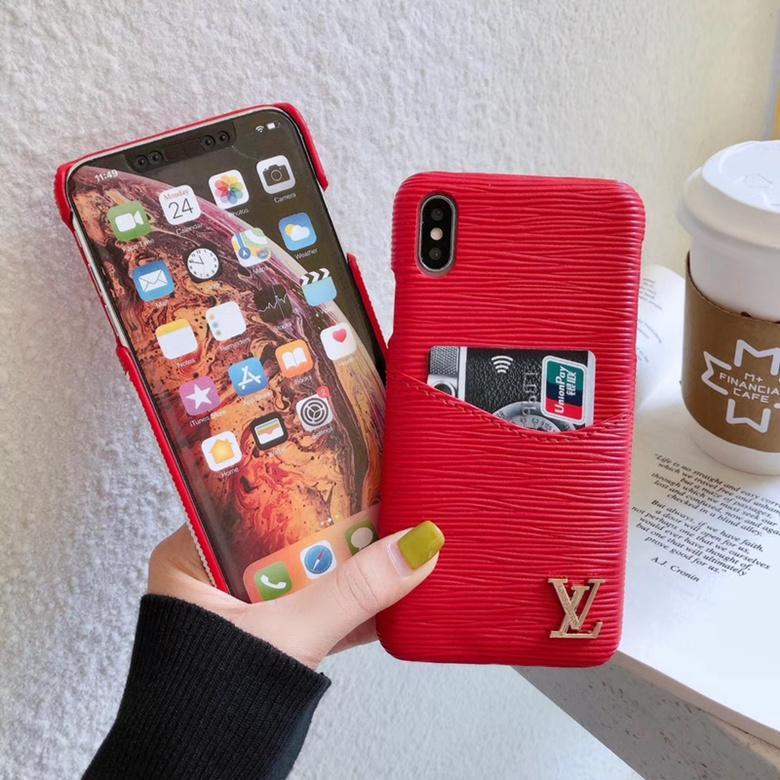 Card Slot LV Wallet Case
