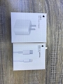 Apple iPhone 11 Pro Max Wall Plug USB-C Charger Cable ORIGINAL 18W Power Adapter