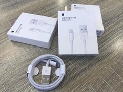 ORIGINAL Lightning to USB Cable Apple iPhone Charger Cable 3Feet 6Feet 9Feet