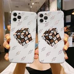 Luxury Designer Square Checkerboard               Soft Back Case Plaid Print