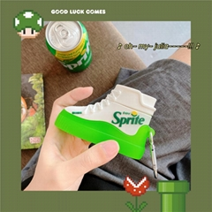 3D Sprite Sneaker Case for Airpods2 Pro