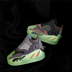 Noctilucent 3D        Sneaker Cover for