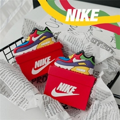 3D      Air Max 90 Viotech Shoes Box Case for Airpods Pro Sports Sneaker Cover