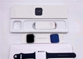 Replicas Bluetooth Smart iWatch Series 6 with Sports Silicone Watch Strap