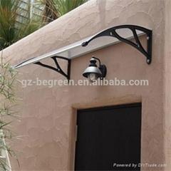 陽台窗台雨陽篷工程塑料支架 高品質