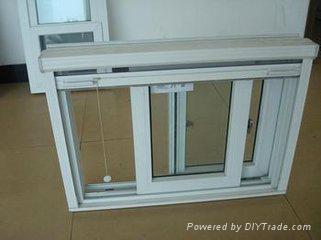 实德型材高级PVC塑钢门窗 1