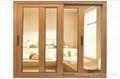 实德型材高级PVC塑钢门窗 2