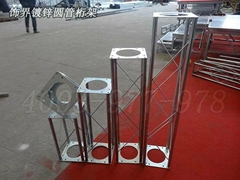 安徽饰界镀锌圆管桁架厂家现货供应