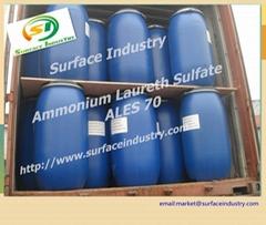 Ammonium Lauryl Ether Sulfate 70% ALES Paste
