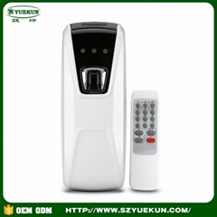 electric sensor air freshener machine 300ml remote control perfume dispenser