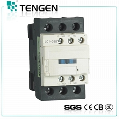 Telemecanique New Type Magnetic AC Contactor LC1-D