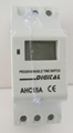 Programmable Digital Timer relay  AHC15a