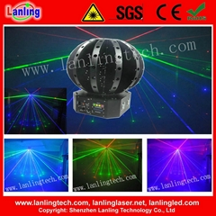 spinning rgb led ball instructions