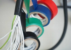 Colored PVC Electrical Tape Insulating Comply With UL And CSA Certificate