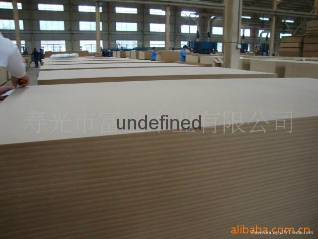 中高密度板 MDF贴面密度板系列4-8尺供应 1