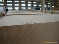 中高密度板 MDF贴面密度板系列4-8尺供应