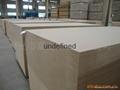 中高密度板 MDF贴面密度板系列4-8尺供应 2