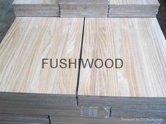 家具用智利进口松木集成材直拼板指接板