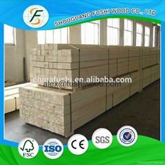 专业出口免熏蒸包装级杨木 LVL单板层积材