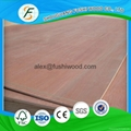Furniture grade plywood BB/CC commercial