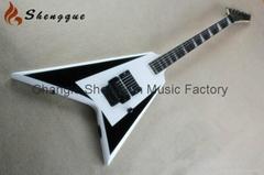 Shengque Flying V Electric Guitar