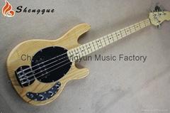 Shengque 4 String Electric Bass Guitar
