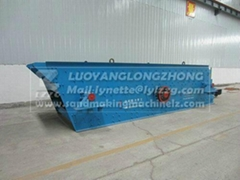 LZZG high quality 30t sand washing recycling and dewatering line