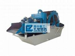 LZ sand washing & extraction machine