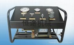 氣液增壓動力單元