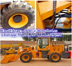 Low price with CE approved loaders in loaders